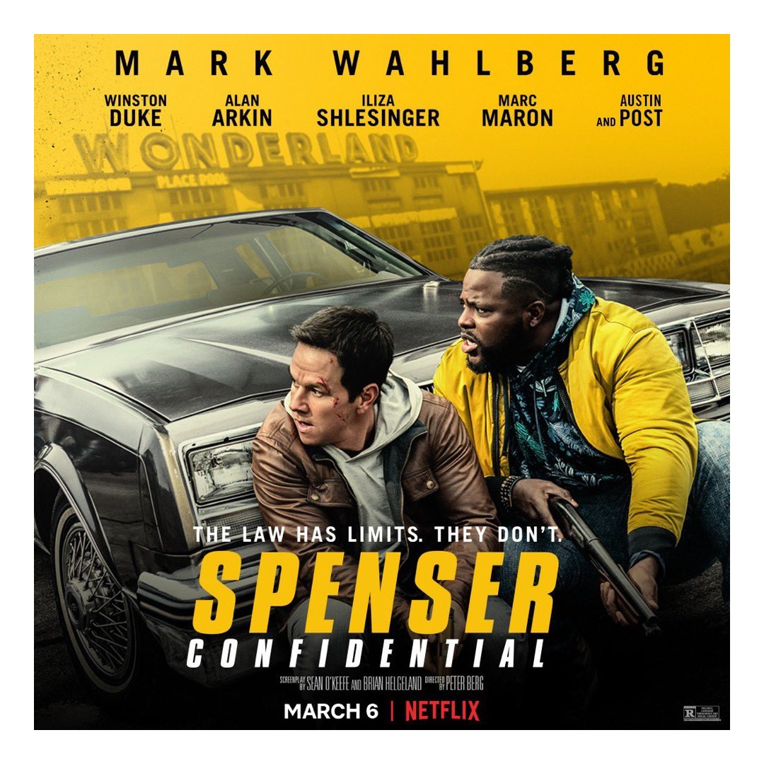 Spenser Confidential Film A Lot Of Hype But A Pretty Empty Delivery Steemit