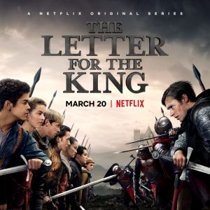 the letter for the king netflix soundtrack